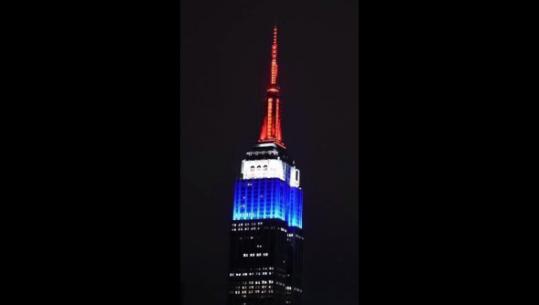 Empire state building New York 24 Novembre 2015