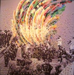 """""""Eclabousse"""" 1977 Gérard Fromanger"""